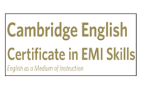EMI-English as Medium of Instruction