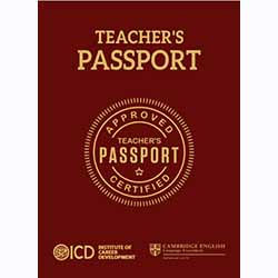 Teacher's Passport